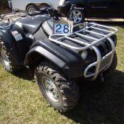 Yamaha Kodiak Quad 4wd 500cc sn: JY4AJ03W82C041932
