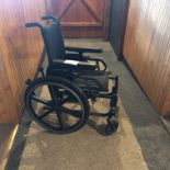 Quickie 12 inch Wheel chair