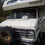 1978 Aristocrat Motorhome on Chev Chasis 31345mi. Sn:CGL33850104405