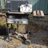 Fiest propane BBQ