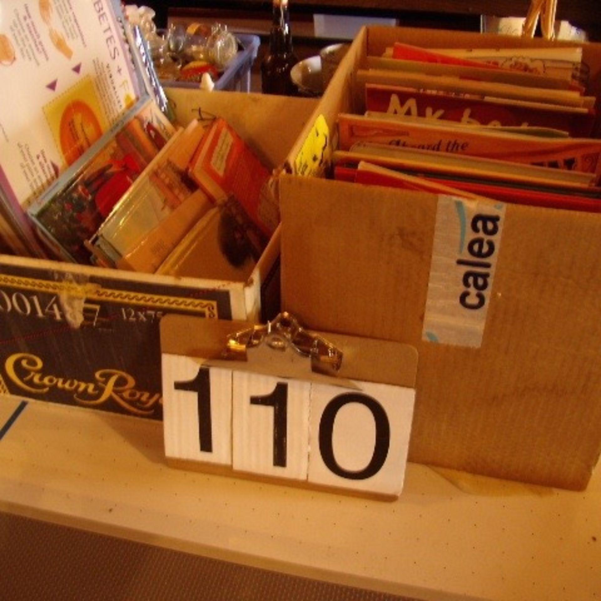 2 boxes childrens books