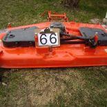 Kubota belly mount mower 54 in, sn:40251