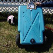 RV honey cart