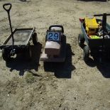 Kids wagons & toys