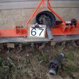 Kubota 3pth rototiller 48 inch