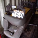 2 sets of van seats for chev van with wheel chair lift
