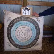 Morrell Archery target