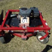 "Swisher 60"" Rough cut mower"