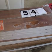Laminated Hardwood flooring