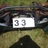 1989-1997 T-Bird Independent rear end