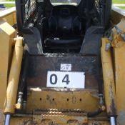 John Deere Skid Steer, 2 buckets, 1174 hours