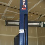 Rotary lift - 9000 lbs.