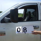 2008 Dodge 3500, white, 155768 kms sn: 2A1A042888G241456