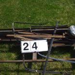 Seat frame 1947-1953 Chev