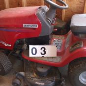 Craftsman DYT4000 Garden Tractor with mower, not running