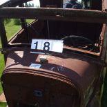 1929 Model A Tudor body, new radiator