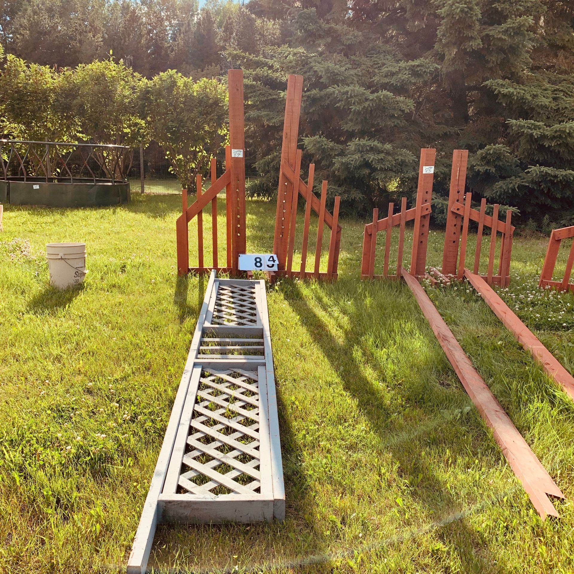 Jumping Standards Rails - Image 3 of 3