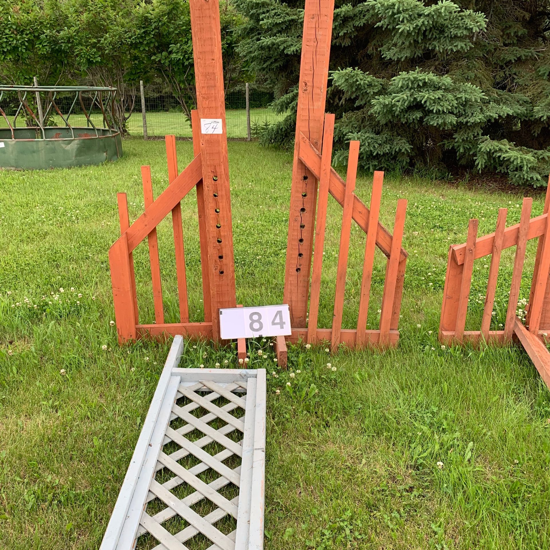 Jumping Standards Rails - Image 2 of 3