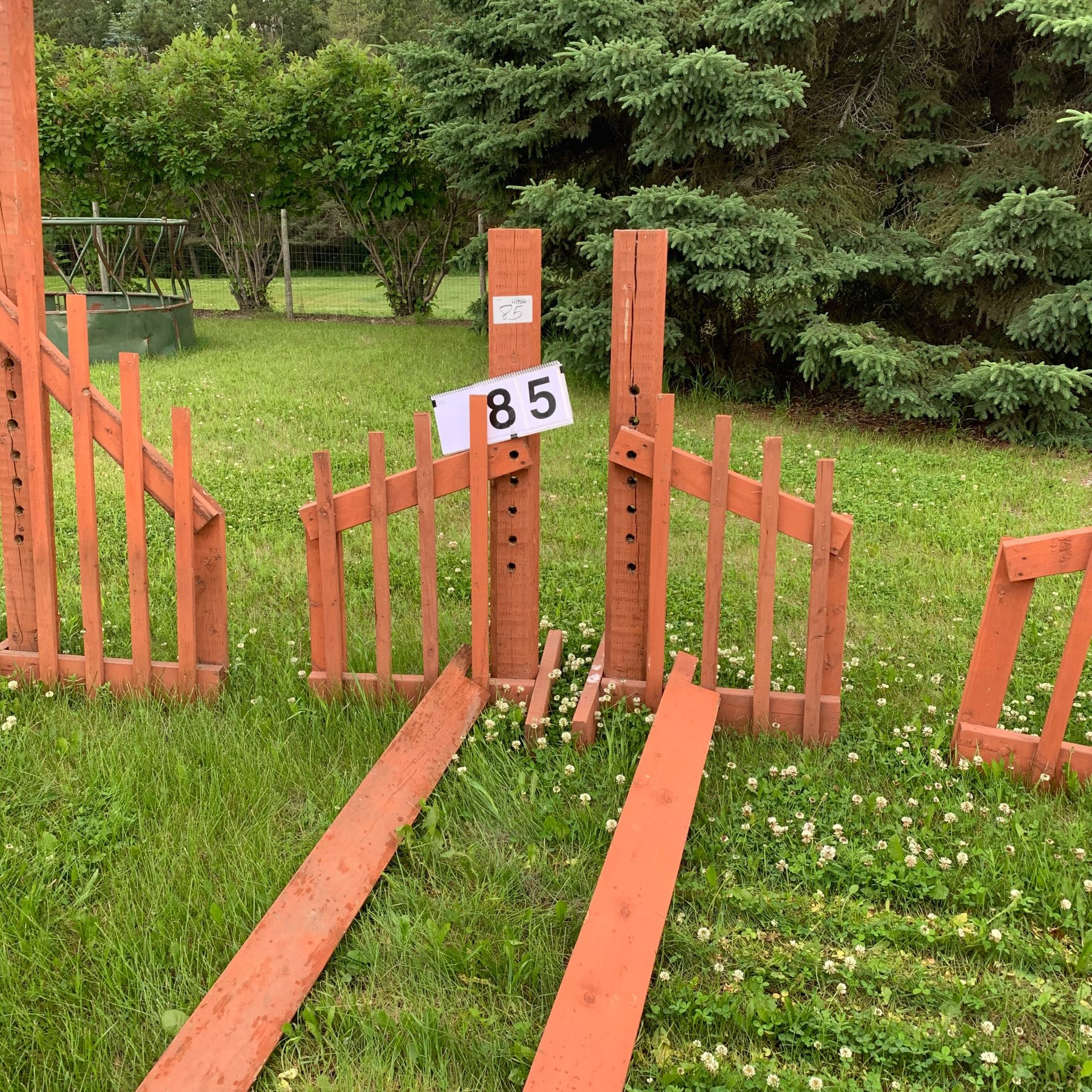 Jumping Standards Rails - Image 2 of 4