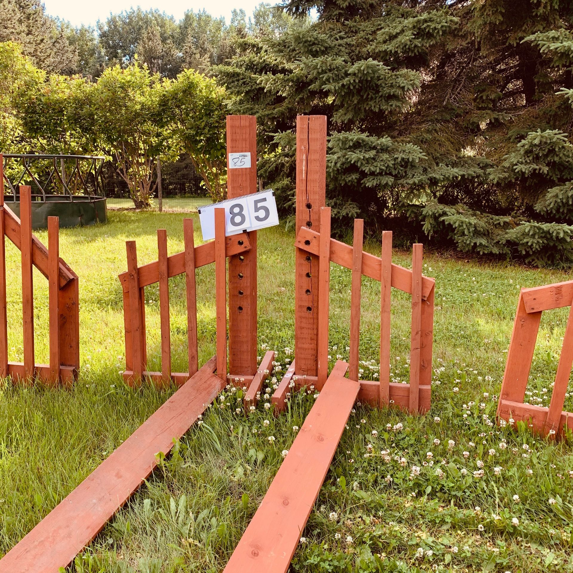 Jumping Standards Rails - Image 4 of 4