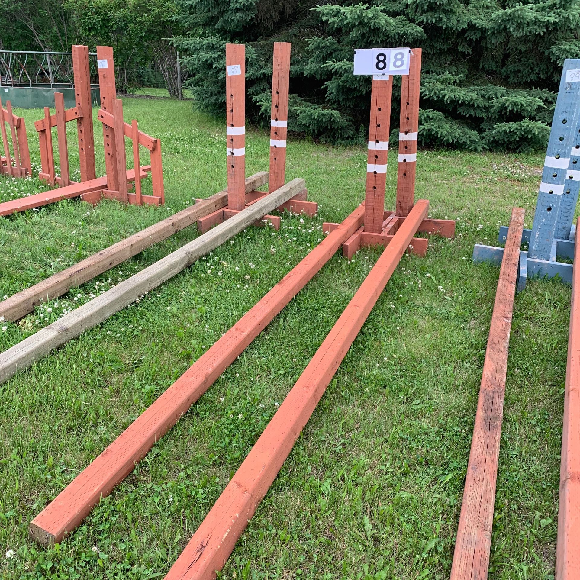 Jumping Rails - Image 2 of 2