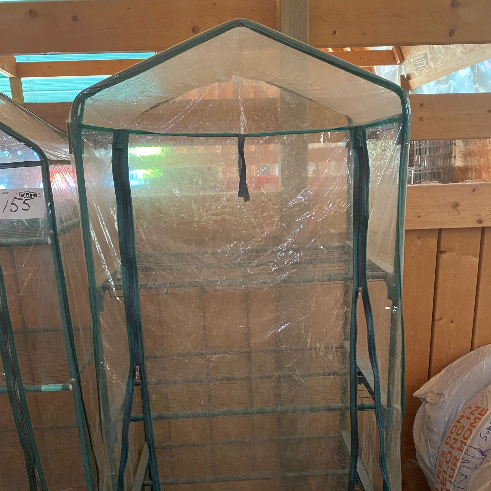 Lot 155 - 2 Green Houses