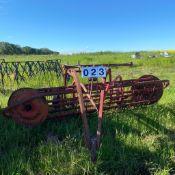 Massey Ferguson Rake, Model 36 SN: 019170