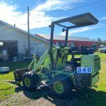 Swinger Forklift 45HP, Hydraulic Pump Redone, Brakes are Weak, Hydrostatic Clutch, Articulating,
