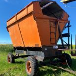 Silage Wagon