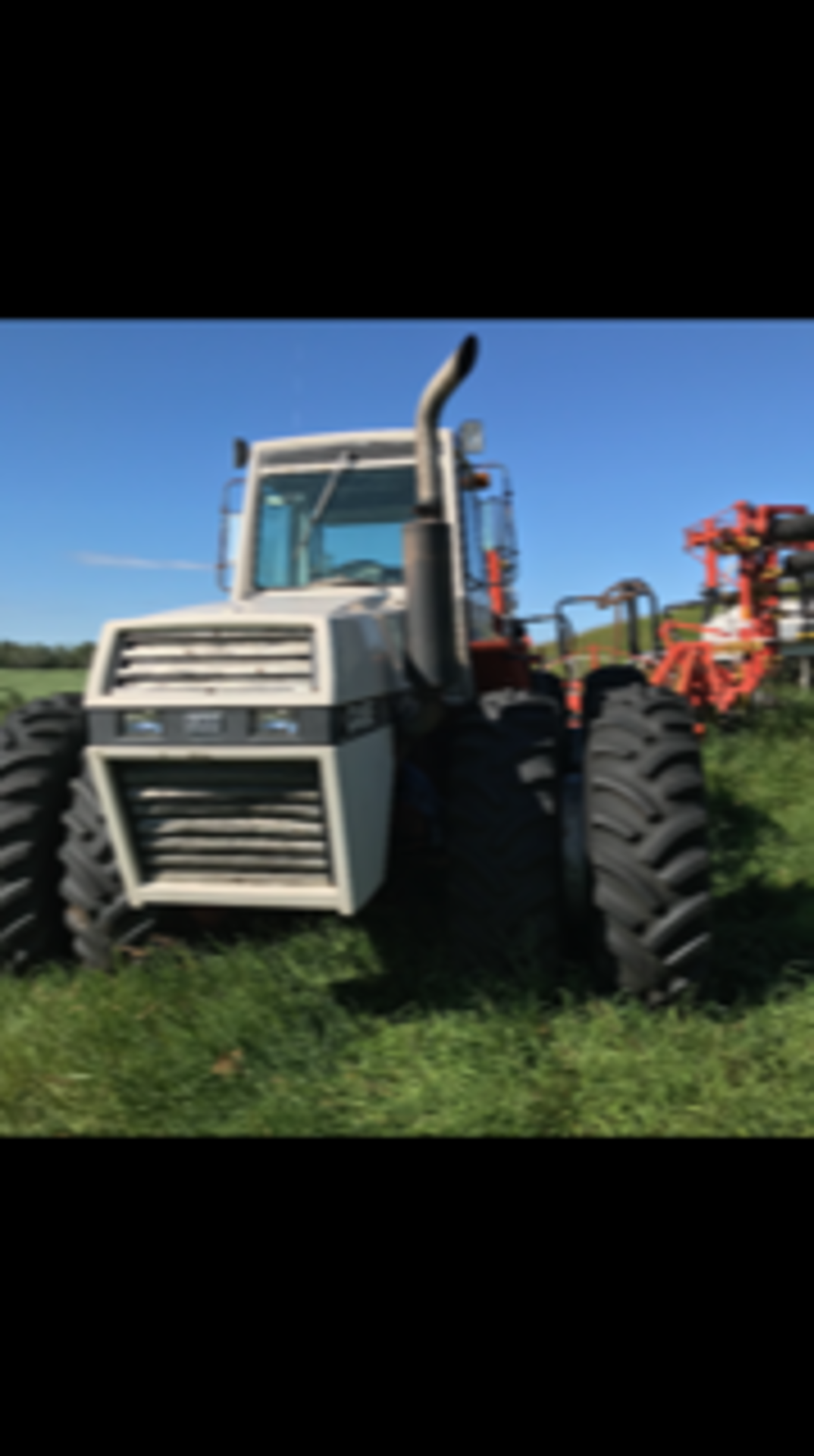 1984 Case Tractor 4690, 4wd, 5683 hrs showing sn: 10259565 - Image 2 of 4