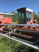 IHC 4000 Swather 19.5 Ft. Pick up reel, sn: 1310083C007099