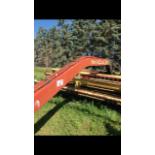 NH 114 Haybine, swing pole