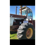 IHC 4166 Tractor 4wd, cab,$7,000.00 motor job done, no pto, 6029 hrs. showing sn:2960414U010728