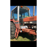 IHC 1486 Tractor, cab, 75170hrs showing, 540-1000 pto. Sn:265013U11886X