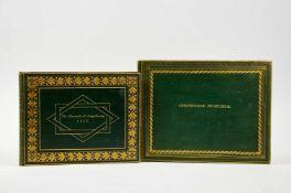 Oberndorff-Ingelheim - Skizzen- und Liederbuch,angelegt wohl anläßlich der Heirat von Alfred Maria