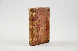 Petrus de Isolella - Grammatica -Lateinische Handschrift auf Pergament. Fragment. Italien (wohl