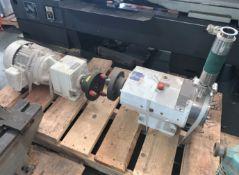 Alfa Laval Positive Displacement Pump