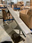 "Belt Conveyor, 12""W x 10'L"