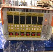 Heat Controller, 6-Zone Type