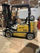 Yale 1500Lb Fork Lift