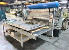 Italpresse Estrema/S Thermoforming Heated Platen Press