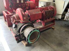 Bell and Gossett 250 Hp Centrifugal Pump