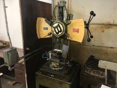 Burgmaster 6-Position Turret Drill Press