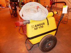 Angus Mdl. AF120 Mobile Foam Unit with Hose