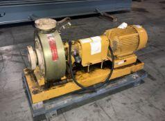 Goulds Mdl. 4100 Pump