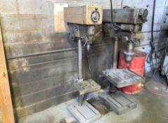 Rockwell Delta Mdl. 15-655 Drill Press