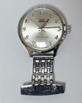 Nurses vintage fob watch by Astral