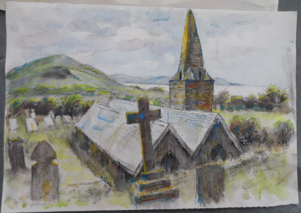 Harry TOOTHILL (1917-2001), collection of 12 good quality unframed watercolours (12) - Image 3 of 6