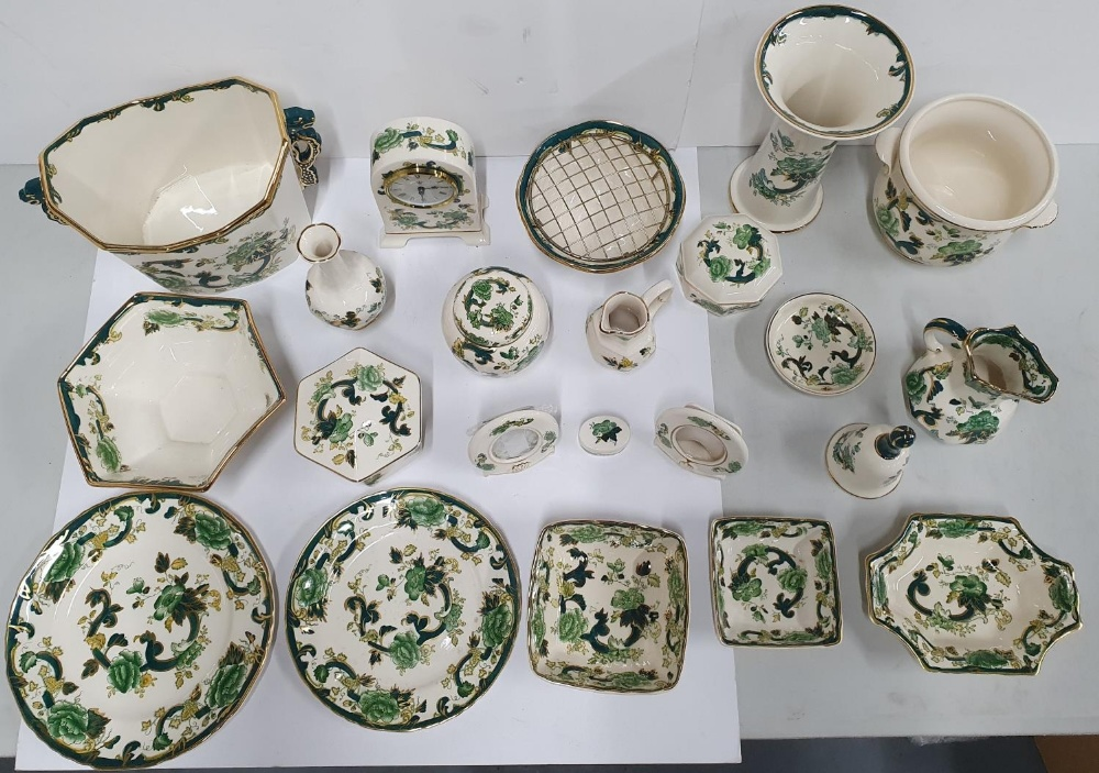 Good collection of Masons ceramics (Qty) - Image 2 of 4