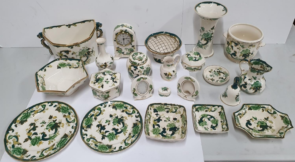 Good collection of Masons ceramics (Qty)